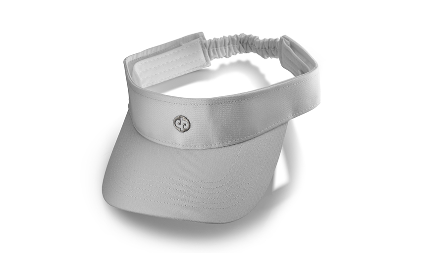 Drakes Elasticated Visor