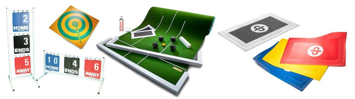 Crown Green Bowls and Lawn bowls equipment and accessories